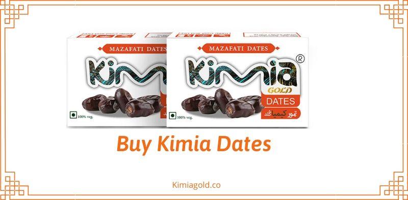 Buy Kimia Dates