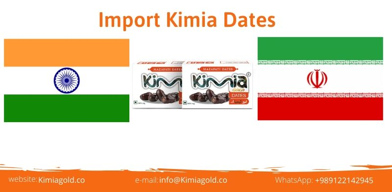 Import Kimia Dates