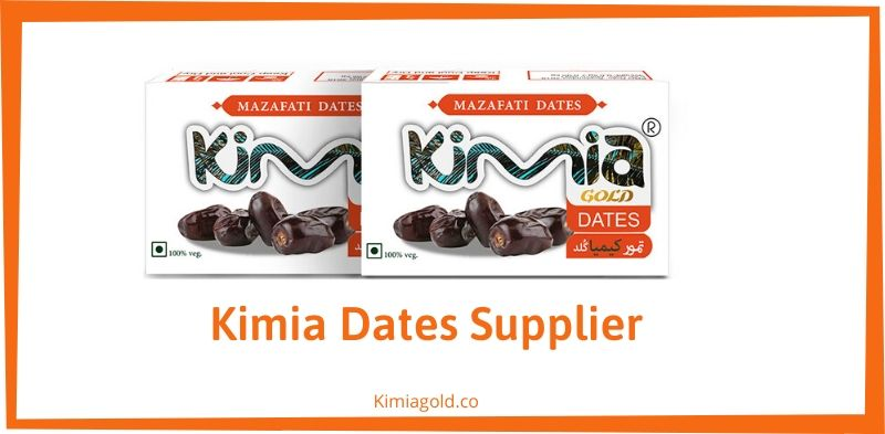 Kimia Dates Supplier