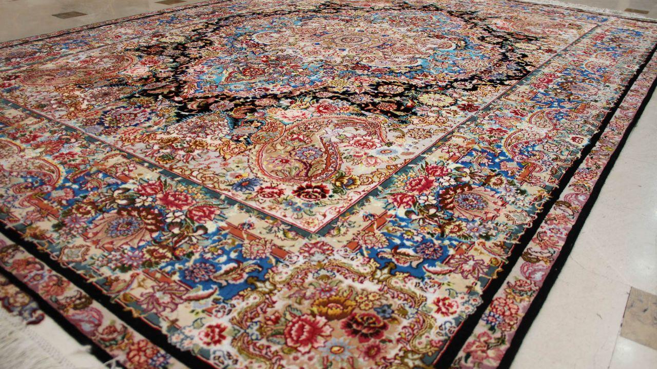 Stop exporting handmade carpets