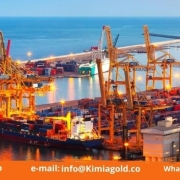 A Growth of 428% in container operations in the ports of Hormozgan