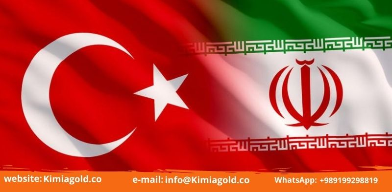 Turkey's 11% Share of Iran's Total Imports