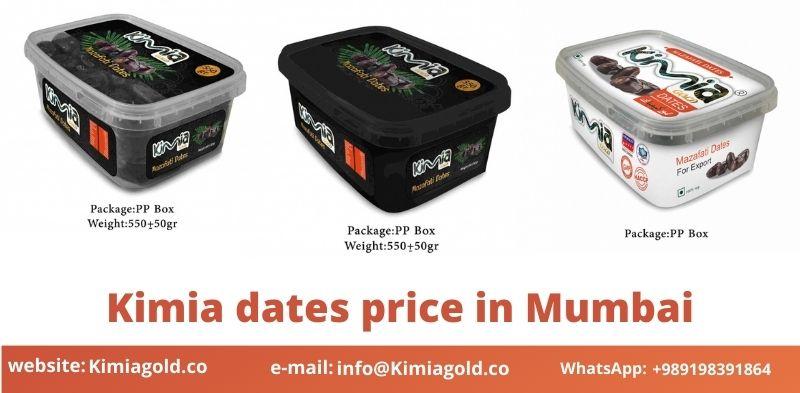 Kimia dates price in Mumbai