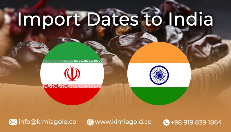 import dates to india