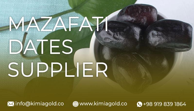 mazafati dates supplier