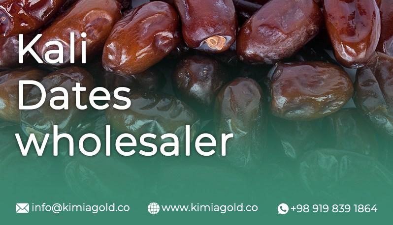 Kali dates wholesaler