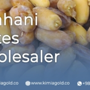 Shahani dates wholesaler KimiaGold company