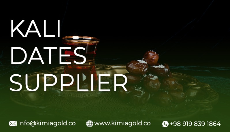 kali dates supplier