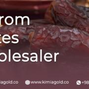piarom dates wholesaler KimiaGold company