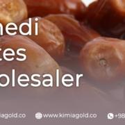 zahedi dates wholesaler KimiaGold company